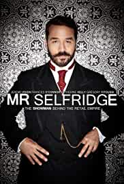 Mr Selfridge tv poster
