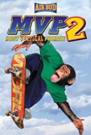 MVP: Most Vertical Primate Poster