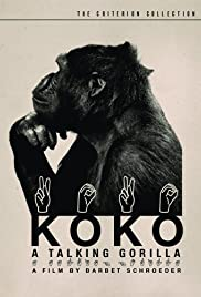 Koko: A Talking Gorilla (1978) Poster - Movie Forum, Cast, Reviews
