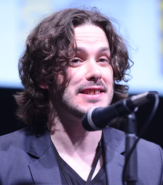 Edgar Wright at The World's End (2013)