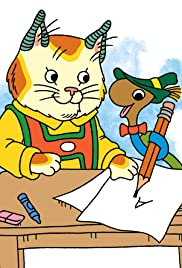 The Busy World of Richard Scarry Poster - TV Show Forum, Cast, Reviews