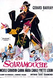 The Adventures of Scaramouche Poster