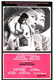 Women in Love(1969) Poster - Movie Forum, Cast, Reviews