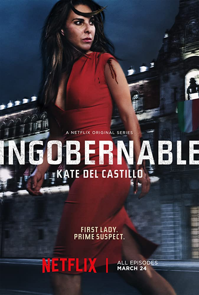Ingobernable S01E13 – The Face of the Killer