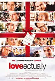 Love Actually cartel de la película