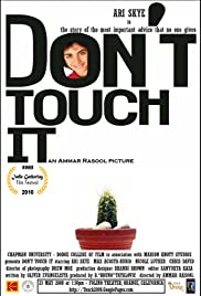 Don't Touch It Poster