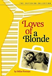The Loves of a Blonde Poster