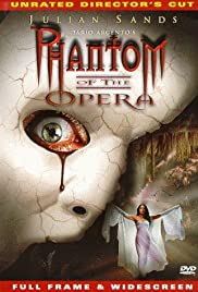 The Phantom of the Opera (1998) Poster - Movie Forum, Cast, Reviews