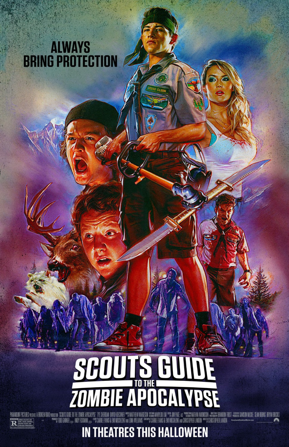 scouts guide to the zombie apocalypse 2015 imdbpro