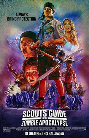 Scouts Guide to the Zombie Apocalypse (2015) Download on Vidmate
