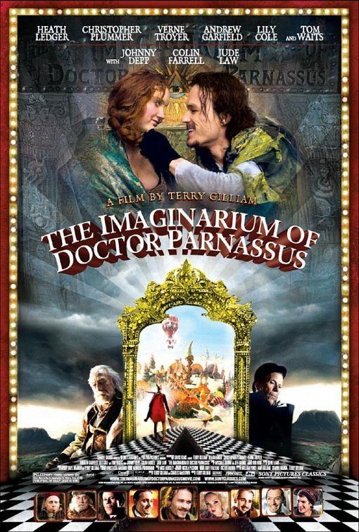 image The Imaginarium of Doctor Parnassus Watch Full Movie Free Online