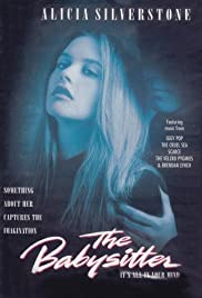 The Babysitter (1995) Poster - Movie Forum, Cast, Reviews