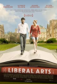 Liberal Arts (2012) Poster - Movie Forum, Cast, Reviews