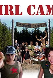 Girl Camp Poster