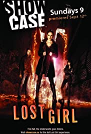 Lost Girl Poster - TV Show Forum, Cast, Reviews