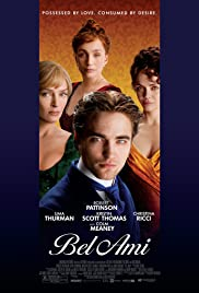 Bel Ami (2012) Poster - Movie Forum, Cast, Reviews