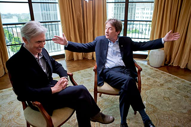 Martin Short and David Steinberg in Inside Comedy (2012)