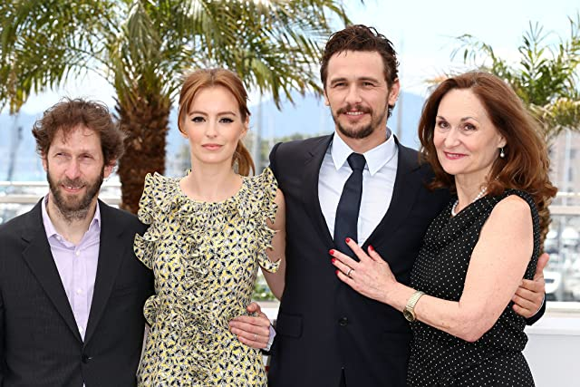 James Franco, Beth Grant, Tim Blake Nelson, and Ahna O'Reilly at As I Lay Dying (2013)