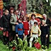 Gene Wilder, Paris Themmen, Jack Albertson, Michael Bollner, Julie Dawn Cole, Nora Denney, Roy Kinnear, Denise Nickerson, Peter Ostrum, Ursula Reit, and Leonard Stone in Willy Wonka & the Chocolate Factory (1971)