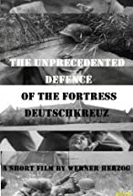 Primary image for The Unprecedented Defence of the Fortress Deutschkreuz