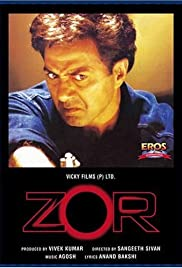Zor: Never Underestimate the Force Poster
