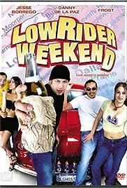 A Lowrider Spring Break En San Quilmas Poster