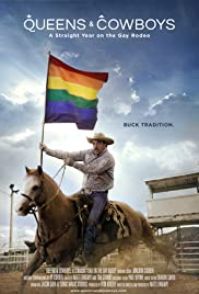 Queens & Cowboys: A Straight Year on the Gay Rodeo (2014) Poster - Movie Forum, Cast, Reviews