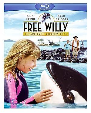 Liberad a Willy 4: Aventura en Sudáfrica -