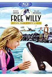 Free Willy: Escape from Pirate's Cove(2010) Poster - Movie Forum, Cast, Reviews