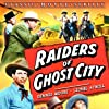 Lionel Atwill, Robert Barron, Virginia Christine, Jack Ingram, and Dennis Moore in Raiders of Ghost City (1944)