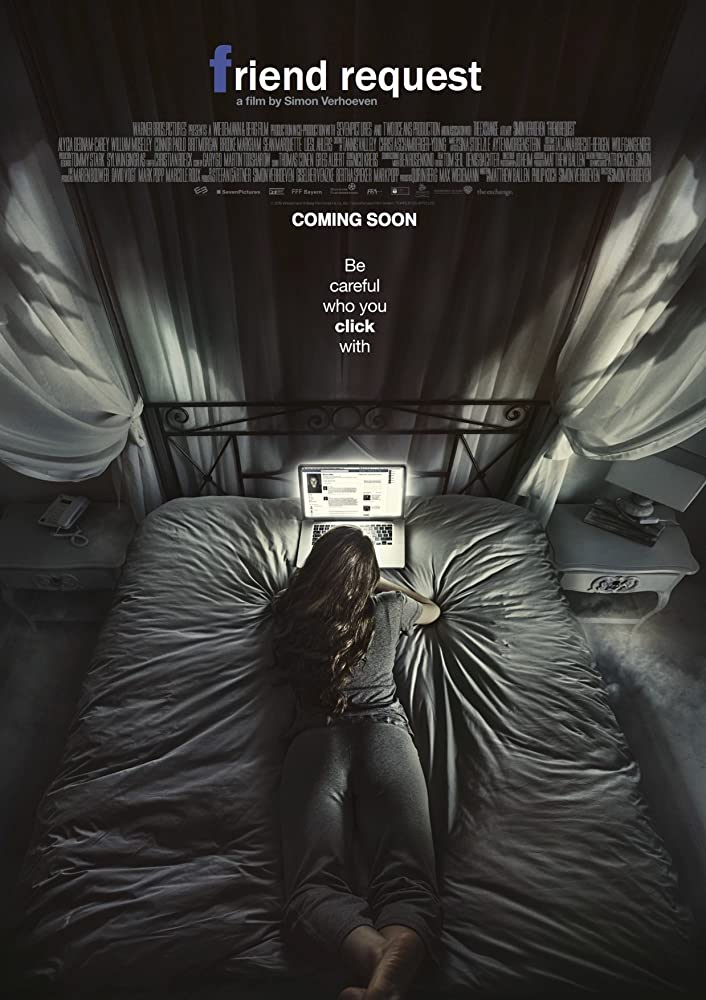 "Review & Sinopsis Film ""Friend Request"" 2016"