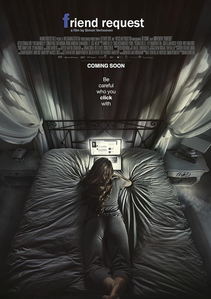 "Review & Sinopsis Film ""Friend Request"" 2016"