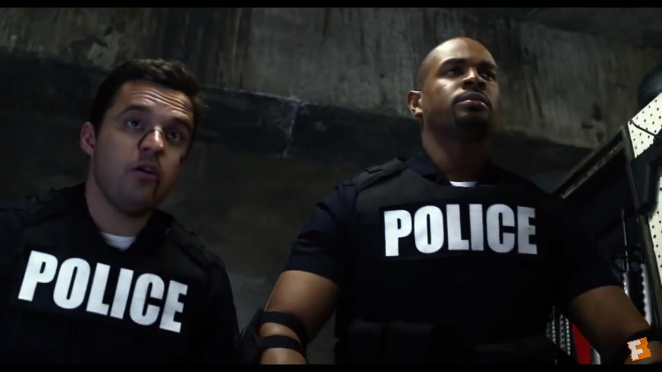 Vamos de polis (Let\'s Be Cops)