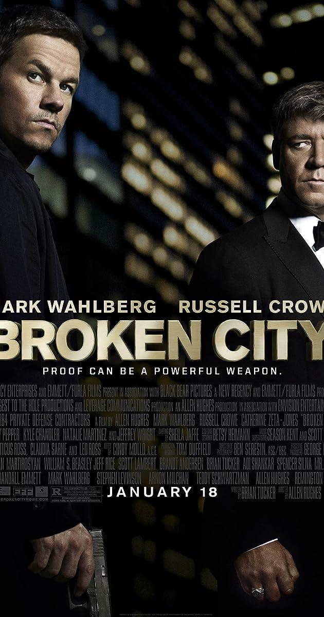 Broken City 2013 BRRip