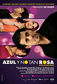 Blue and not so pink film poster