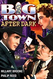 Big Town After Dark Poster