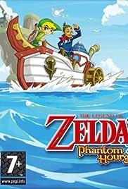 The Legend of Zelda: Phantom Hourglass Poster