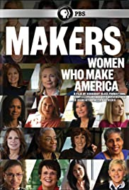 Makers: Women Who Make America Poster