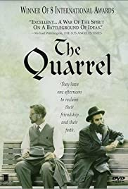 The Quarrel (1991) Poster - Movie Forum, Cast, Reviews