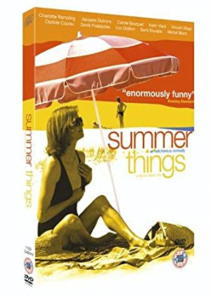 Summer Things poster