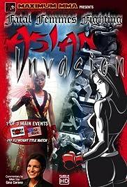 Fatal Femmes Fighting: Asian Invasion Poster