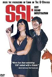 SSI: Sex Squad Investigation Poster