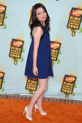 Miranda Cosgrove at Nickelodeon Kids' Choice Awards 2008 (2008)