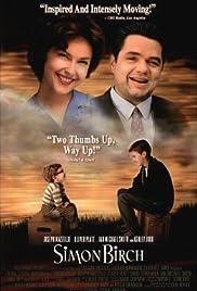 Simon Birch(1998) Poster - Movie Forum, Cast, Reviews