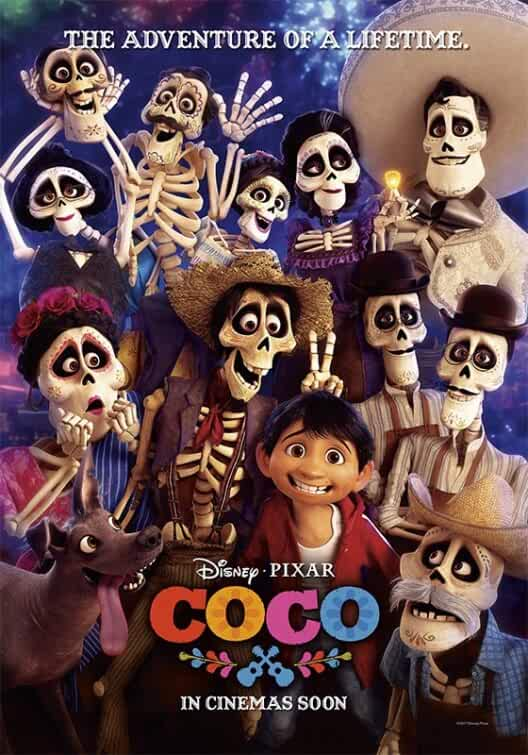 Coco 2017 Hindi Dubbed 720p HDTS full movie watch online freee download at movies365.ws