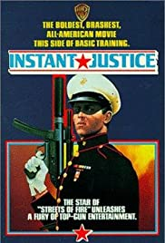 Instant Justice Poster