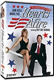 Hearts Afire Poster - TV Show Forum, Cast, Reviews