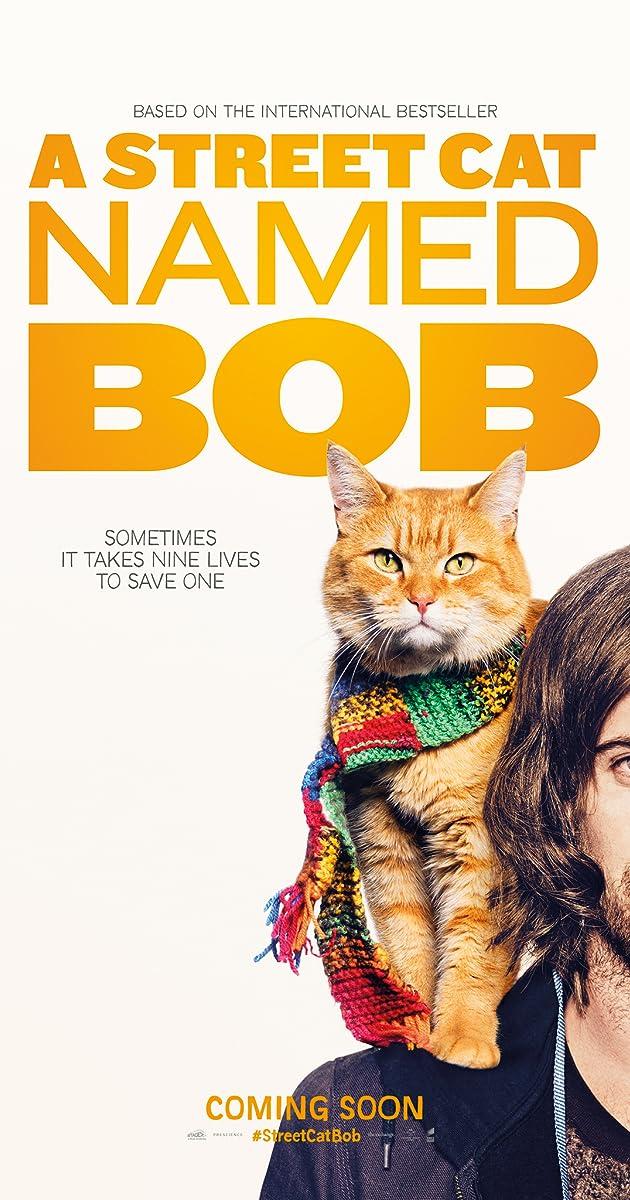 A Street Cat Named Bob (2016) Web DL 720p