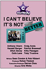 I Can't Believe It's Not Better Poster