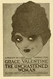 The Unchastened Woman Poster